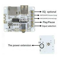 Bluetooth Receiver Audio with USB TF Card Decoding Board Preamp output Module