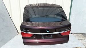 2010-2017 BMW 550XI GT F07 HATCH REAR TRUNK LIFTGATE TAILGATE COVER PANEL OEM