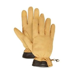 Timberland Mens Seabrook Beach Leather Gloves (466)