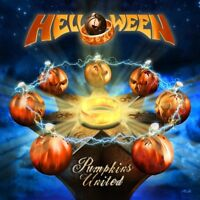 "HELLOWEEN - PUMPKINS UNITED LIMITED  10"" VINYL  VINYL LP SINGLE NEW!"