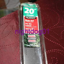 "OEM 20"" Blade Genuine MURRAY 774004 Push Lawn Mower Mulch Bag Discharg 7740043MA"