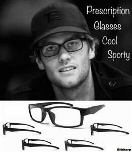 1-52 Trendy Reading Glasses Unisex Sporty Mens Nerd Retro Cheap Lens Plain Cool