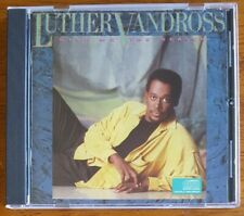 Luther Vandross - Give Me the Reason - CD - Buy 1 Item, Get 1 to 4 at 50% Off