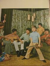 The Osmonds, Donny Osmond, Brothers, Full Page Vintage Pinup