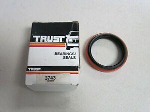 Trust 3743 Wheel Seal fits Ford, Mercury, Merkur 1981 - 1989