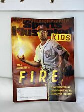 SI For Kids April 2019 W/ Jon Rahm Rookie Card Sheet Sports Illustrated For Kids
