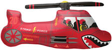 Military Chopper REDHAWK Army Plane Helicopter Birthday Party Balloon