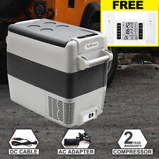 30/40/50L 12V Portable Compact Refrigerator Freezer Compressor Cooler Fridge