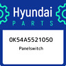 0K54A5521050 Hyundai Panelswitch 0K54A5521050, New Genuine OEM Part