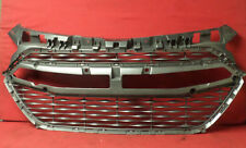 2011 2012 2013 HYUNDAI SONATA FRONT BUMPER GRILLE GRILL BACK MESH FRONT FACE OEM