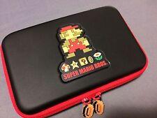 Super Mario Retro Hard Pouch 3DS Case (Hori)