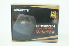 Gigabyte Gp-P750Gm 750W Power Supply-New-Never used.