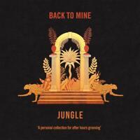 BACK TO MINE  JUNGLE - Barbara Moore Drumtalk [CD] Sent Sameday*