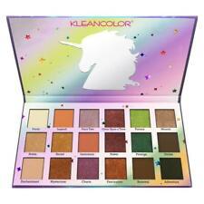 KleanColor Stay Magical Eyeshadow Palette - 18 Shades - Matte/Metallic - Unicorn