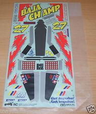 Tamiya 58221 Baja Champ/TL01B, 9495302/19495302 Decals/Stickers, NIP