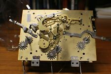 Howard Miller # 0 Jewels Unadjusted clock movement Germany for parts or repair