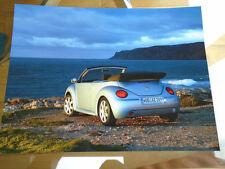 VW Beetle Cabriolet Press Photo Feb 2003 No 2