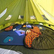 skandika Molde10 Person/Man Teepee Tent Sewn-in Groundsheet Tipii 295cm High New