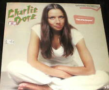 CHARLIE DORE Where to Now LP ORIGINAL ISLAND RECORDS NEAR MINT IN SHRINK !!