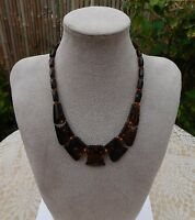 Artisan Russian Baltic Amber Necklace New