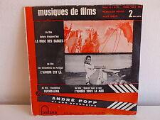 BO Film ost La rose des sables ... ANDRE POPP 460542 ME