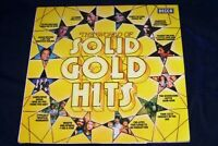 Various - The World Of Solid Gold Hits - LP Vinyl Record '' RARE  EX/CONDITION