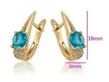 Medical  Gold 18K Plated Engagement earrings  jewellery  Xuping