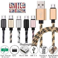 For Samsung Galaxy Tab Tablet - Micro USB Fast Charging Data Sync Charger Cable