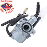 19mm Carburetor Carb PZ19 For Chinese 50 70 90 110 125 135 cc ATV Quad 4 Wheeler