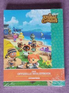 Animal Crossing New Horizons - Lösungsbuch Neu/OVP
