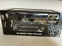 GREENLIGHT 84032 1967 CHEVROLET IMPALA model SUPERNATURAL Join the Hunt 1:24th