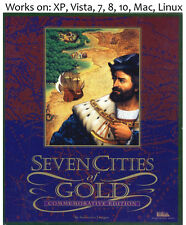 Seven Cities of Gold: Commemorative Edition PC Mac Linux Game