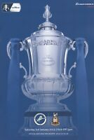 * 2014/15 - MILLWALL HOME PROGRAMMES - CHOOSE FROM LIST *