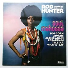 Rod Hunter - Soul Makossa [ND 850] The King Of The Moog Vinyl LP - Apache etc.