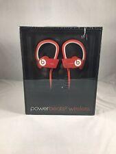 Beats by Dr. Dre Powerbeats 2 Wireless Ear-Hook Headphones -   RED iphone HTC