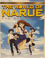 The World of Narue English Anime DVD Collection