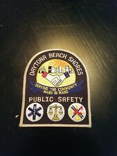 Florida police patch