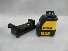 DEWALT DW088 Self-Levelling Laser Line Used Condition With Carry Case