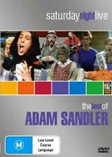 Saturday Night Live - Best Of Adam Sandler (DVD) NEW/SEALED [Region 4]