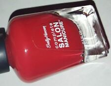 NEW! Sally Hansen Complete Salon Manicure nail polish CANDIED APPLE #864 ~ RED