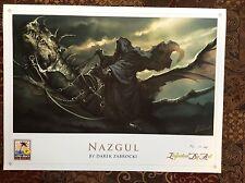 """""""Nazgul"""" by Darek Zabrocki 1/200 Limited Edition Print"""