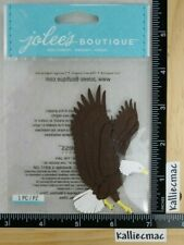 Jolee's BALD EAGLE By You 3D Embellishments