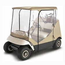 Golf Buggy Cart Cover Waterproof Rain Enclosure Very High Quality Product