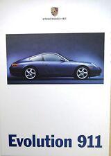 Porsche 911 (996) Hardback, Sales Brochure