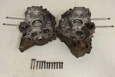 1987-1992 TRX250X HONDA CRANKCASE CASES RIGHT LEFT BOTTOM END CCS