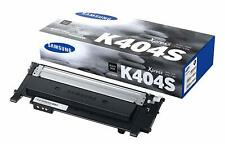 OEM Samsung CLT-K404S Toner Cartridge Black for SL-C430W, C480FW