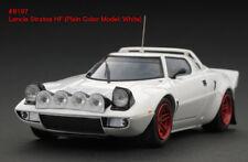 "Lancia Stratos HF Stradale ""Bianco"" (HPI 1:43 / 8197)"