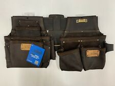 OX Tools Four Piece Construction Rig | Outback Leather 4-Piece Framer's Rig