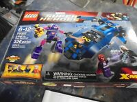 LEGO Marvel Super Heroes #76022 X-Men vs. Sentinel - Complete,