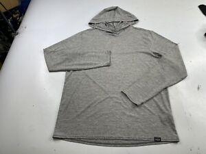 Patagonia Capilene Cool Daily Hoodie Pullover Shirt Men's Size Medium